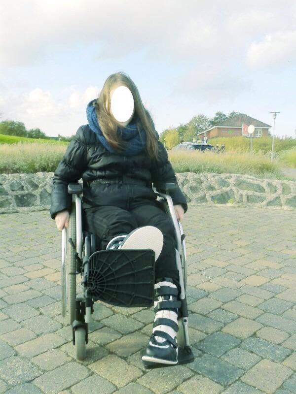 Nagel Patella Syndrom Fuß